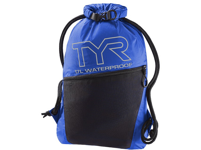 TYR Alliance Waterproof Plecak worek, royal